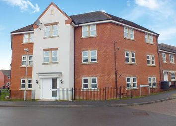 Thumbnail 2 bed flat for sale in Cusance Way, Paxcroft Mead, Trowbridge