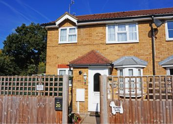 Thumbnail 1 bed terraced house for sale in Toronto Drive, Horley