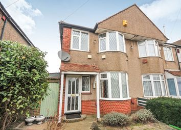Thumbnail 3 bedroom detached house to rent in East Rochester Way, Sidcup