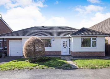 Thumbnail 2 bed bungalow for sale in Fairway Road, Shepshed, Loughborough, Leicestershire