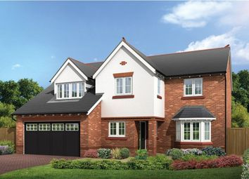 "Thumbnail 5 bed detached house for sale in ""Chesham"" at Common Lane, Lach Dennis, Northwich"