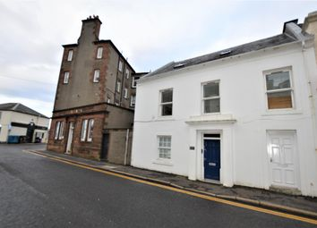 Thumbnail 2 bed maisonette for sale in 20A Bath Street, Largs