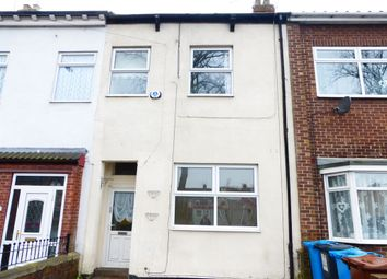 Thumbnail 4 bedroom terraced house for sale in St. Georges Road, Hull
