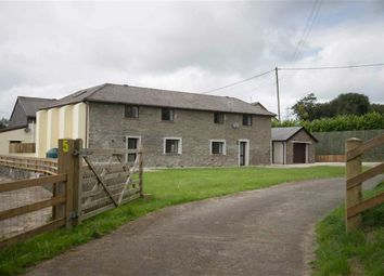 Thumbnail 5 bedroom detached house for sale in Rhydypandy Road, Pantlassau, Swansea