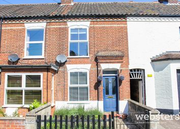 Thumbnail 2 bed terraced house for sale in Melrose Road, Norwich