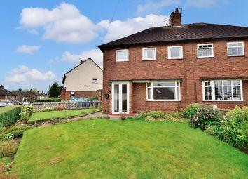 Thumbnail 3 bed semi-detached house for sale in Waterside, Appleton, Warrington