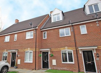 Thumbnail 3 bed terraced house to rent in St. Leonards Street, Bedford