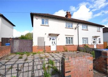 Thumbnail 2 bed semi-detached house for sale in Holmanleaze, Maidenhead, Berkshire