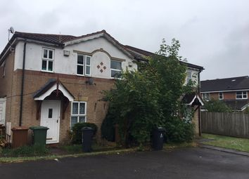 Thumbnail 2 bedroom terraced house to rent in Wenlock Gardens, Walsall