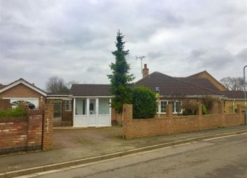 Thumbnail 4 bed detached bungalow for sale in Mussons Close, Corby Glen, Grantham