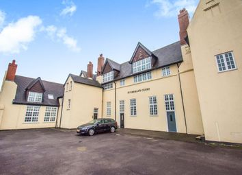 Thumbnail 1 bed flat for sale in St Germans Court, Adamsdown, Cardiff