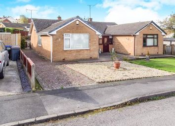 Thumbnail 2 bed bungalow for sale in Avon Close, Kirkby In Ashfield, Nottingham, Nottinghamshire