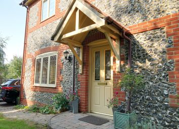 Thumbnail 4 bed detached house for sale in The Chase, Puckeridge, Ware