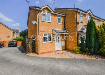 Thumbnail 2 bed end terrace house for sale in Fountains Place, Eye, Peterborough
