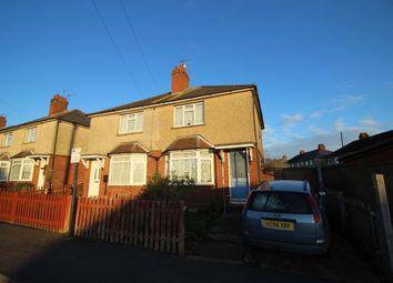 Thumbnail 3 bedroom semi-detached house for sale in Warren Crescent, Southampton