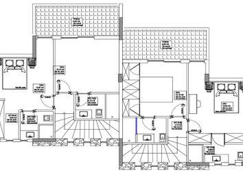 Thumbnail 4 bed detached house for sale in Bitez, Bodrum, Aydın, Aegean, Turkey