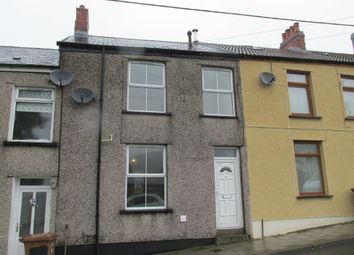 Thumbnail 2 bed property to rent in Arthur Street, Abertysswg, Rhymney, Tredegar