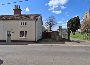Thumbnail 2 bed cottage for sale in The Street, Dickleburgh, Diss