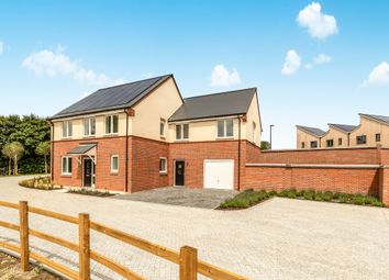 Thumbnail 5 bedroom detached house for sale in Charlotte Avenue, Bicester