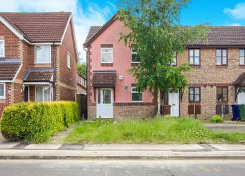 Thumbnail 3 bedroom end terrace house for sale in Gull Way, Chatteris