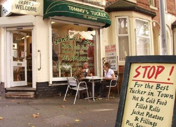 Thumbnail Restaurant/cafe for sale in 120 Radford Boulevard, Nottingham