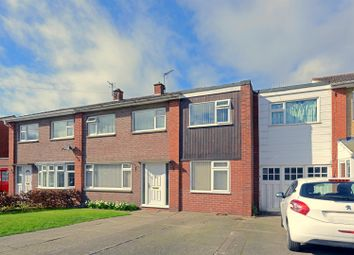 Thumbnail 4 bed semi-detached house for sale in Stretton Close, Shrewsbury