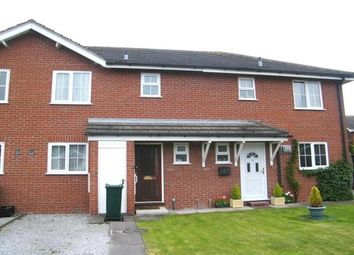Thumbnail 2 bed mews house to rent in Fox Lea, Saughall, Chester