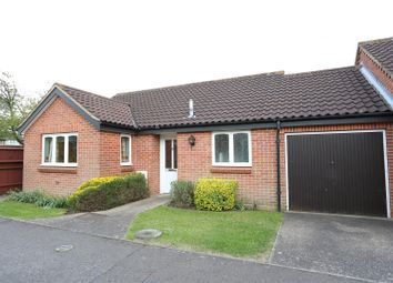 Thumbnail 2 bed semi-detached bungalow for sale in Sheraton Close, Headlands, Northampton