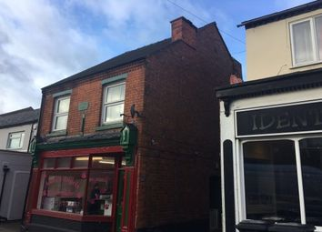 Thumbnail Studio to rent in High Street, Burntwood