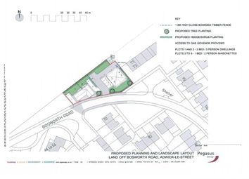 Thumbnail Land for sale in Bosworth Road, Adwick-Le-Street, Doncaster