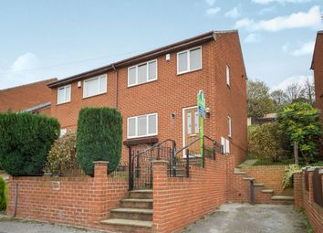 Thumbnail 3 bed semi-detached house for sale in Thoresby Avenue, Barnsley