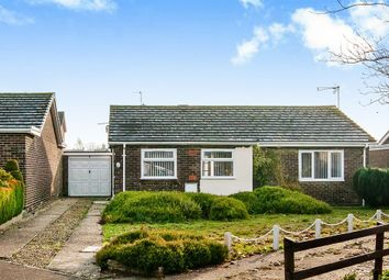 Thumbnail 3 bed detached bungalow for sale in Stevens Close, Watton, Thetford