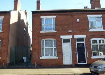 Thumbnail 3 bedroom end terrace house for sale in Scarborough Road, Walsall, West Midlands