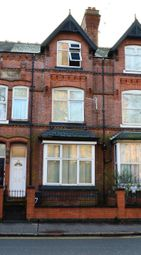 Thumbnail 4 bedroom terraced house for sale in St Peters Road, Leicester