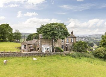 Thumbnail 4 bed property for sale in West Croft Head, Hebden Bridge Road, Oxenhope, Keighley