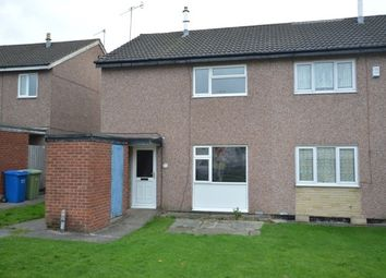 Thumbnail 2 bed property to rent in Farm Close, Chesterfield