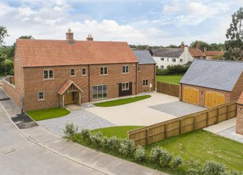 Thumbnail 5 bed detached house for sale in Judes Park, East Markham, Newark
