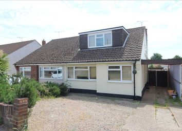 Thumbnail 3 bed semi-detached house to rent in Daws Heath Road, Benfleet