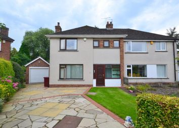 Thumbnail 3 bed semi-detached house for sale in Beverley Drive, Clitheroe