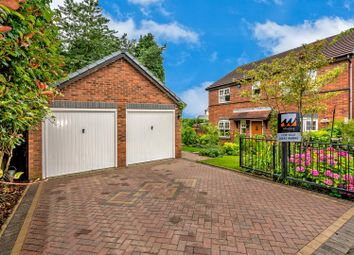 Thumbnail 4 bed detached house for sale in Sweetbriar Way, Wimblebury / Heath Hayes, Cannock