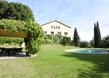 Thumbnail 6 bed country house for sale in Spain, Barcelona North Coast (Maresme), Cabrera De Mar, Lfs5090