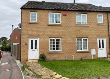 Thumbnail 2 bed end terrace house for sale in Saddlers Way, Chatteris