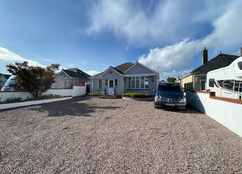 Thumbnail 3 bed detached bungalow for sale in Pomphlett Road, Plymstock, Plymouth, Devon