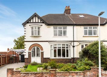 4 bed semi-detached house for sale in Cumberland Avenue, Grimsby DN32