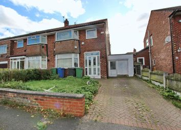 Thumbnail 3 bed semi-detached house for sale in Barnard Avenue, Whitefield, Manchester