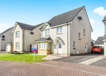 Thumbnail 4 bed detached house for sale in Jean Armour Drive, Annandale, Kilmarnock