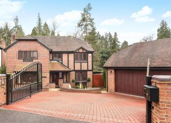 Thumbnail 5 bedroom detached house for sale in Sunningdale, Berkshire