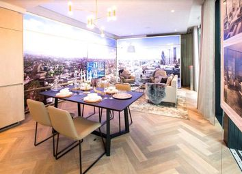 Thumbnail 3 bed property for sale in Principal Tower, 2 Principal Place, Worship Street, London