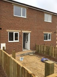 Thumbnail 2 bed semi-detached house to rent in Mary Street, Rhodesia, Worksop