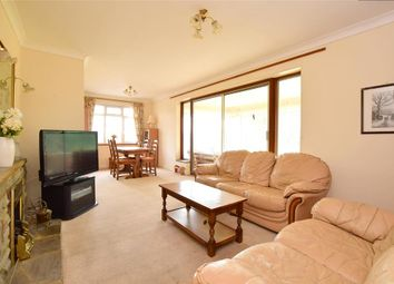 Thumbnail 3 bed detached bungalow for sale in Donnington Road, Woodingdean, Brighton, East Sussex